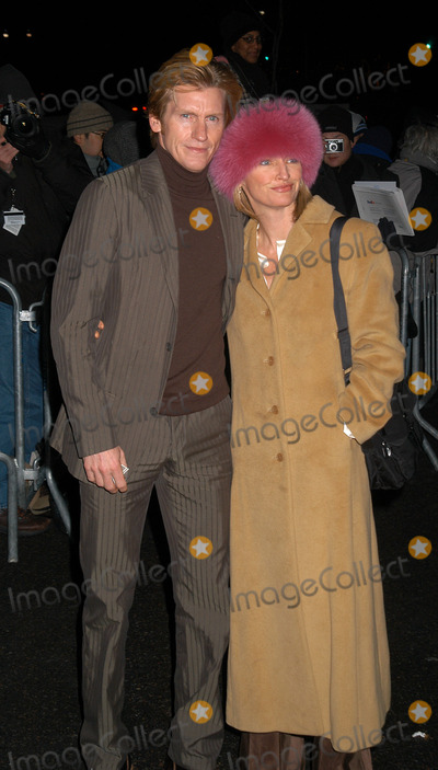 Ann Leary Photo - Actor Denis Leary and his wife Ann arrive at the 2003 National Review Board Awards Gala at the Tavern on the Green New York City January 13 2004