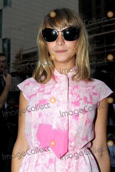 Annabelle Dexter Jones Photo - September 8 2012 New York CityAnnabelle Dexter Jones at Spring 2013 Mercedes Benz New York Fashion Week on September 8 2012 in New York City