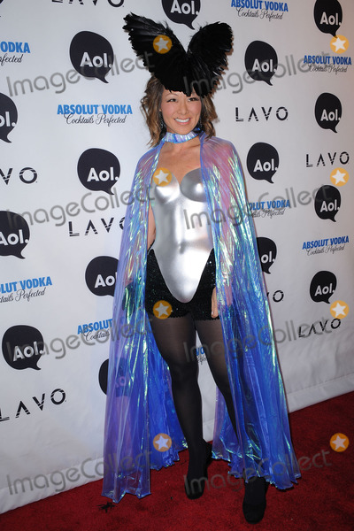 Alina Cho Photo - Alina Cho attends Heidi Klums 2010 Halloween Party at Lavo on October 31 2010 in New York City