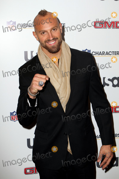Mark Herzlich Photo - January 30 2014 New York CityProfessional football player Mark Herzlich at the 3rd Annual NFL Characters Unite at Sports Illustrated on January 30 2014 in New York City