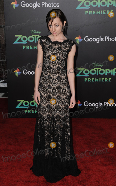 Alliisyn Arm Photo - February 17 2016 LAAlliisyn Arm attending the premiere of Walt Disney Animation Studios Zootopia at the El Capitan Theatre on February 17 2016 in Hollywood California By Line Peter WestACE PicturesACE Pictures Inctel 646 769 0430