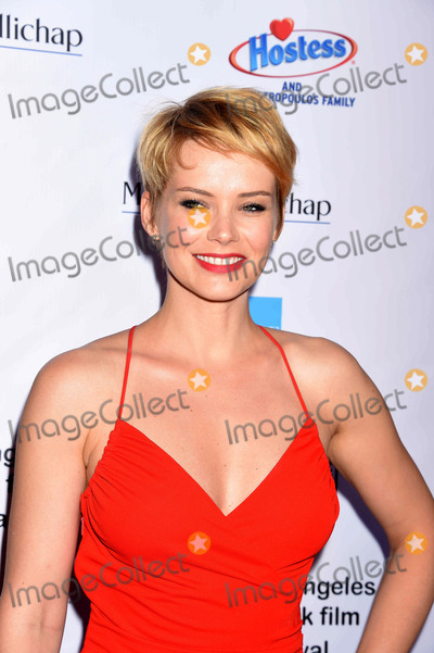 Andrea Osvart Photo - June 5 2016 LAAndrea Osvart attends the premiere of Worlds Apart at the Egyptian Theatre on June 5 2016 in Hollywood CaliforniaBy Line SolarACE PicturesACE Pictures Inctel 646 769 0430