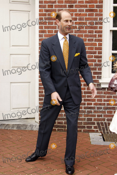 Photos From Prince Edward visits Philadelphia