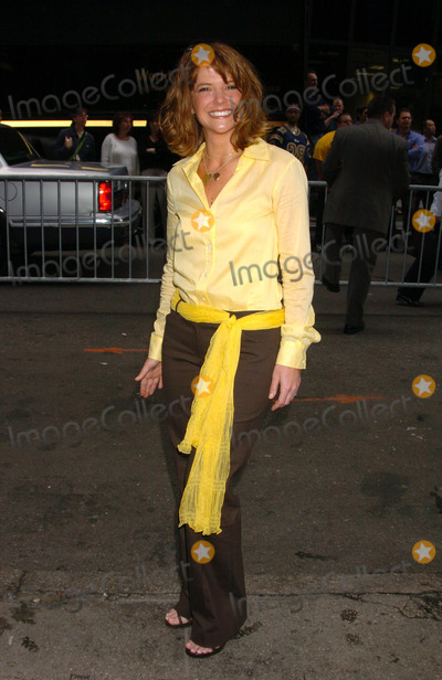 AJ Langer Photo - NEW YORK MAY 18 2004    A J Langer at the ABC Upfront Presentation in New York May 18 2004
