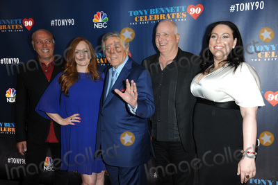 Dae Bennett Photo - September 15 2016 New York CityDanny Bennett Antonia Bennett Tony Bennett Dae Bennett Johanna Bennett attending Tony Bennett Celebrates 90 The Best Is Yet To Come at Radio City Music Hall on September 15 2016 in New York CityCredit Kristin CallahanACE PicturesTel 646 769 0430