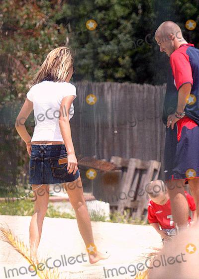 Photos And Pictures David And Victoria Beckham Enjoying