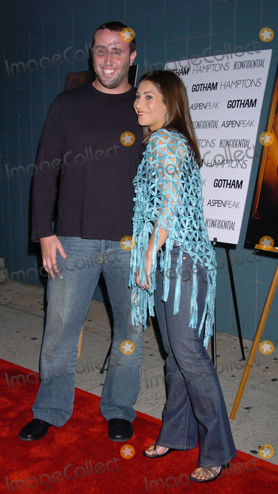 Adam Mesh Photo - Adam Mesh and his girlfriend Jessica Malca attended the premiere of When will I be loved at the Clearview Chelsea West Cinema in New York City September 7 2004