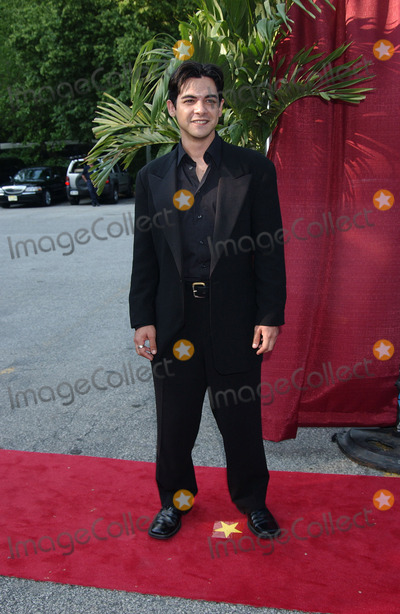 ALEXIS CURZ Photo - Actor Alexis Cruz arriving at the CBS Upfronts event