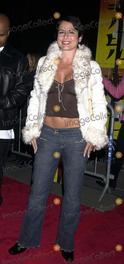 Natalie Raytano Photo - Natalie Raytano at the premiere of Kill Bill New York October 7 2003