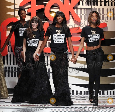 Annabelle Neilson Photo - February 19 2015 LondonAnnabelle Neilson Naomi Campbell and Jourdan Dunn walk the runway at the Fashion For Relief charity fashion show to kick off London Fashion Week 2015 at Somerset House on February 19 29015 in LondonBy Line FamousACE PicturesACE Pictures Inctel 646 769 0430