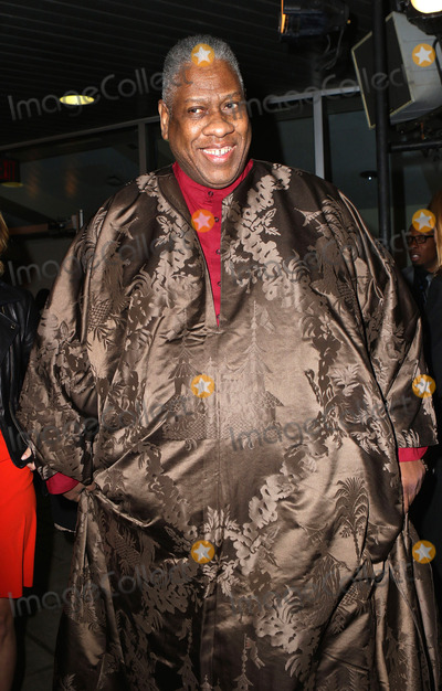 Leon Talley Photo - April 13 2016 New York CityAndr Leon Talley arriving at the 2016 Tribeca Film Festival opening night world premiere of The First Monday In May at the BMCC Tribeca Performing Arts Center on April 13 2016 in New York CityBy Line Nancy RiveraACE PicturesACE Pictures Inctel 646 769 0430