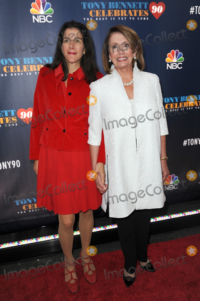 Alexandra Pelosi Photo - September 15 2016 New York CityAlexandra Pelosi and Nancy Pelosi attending Tony Bennett Celebrates 90 The Best Is Yet To Come at Radio City Music Hall on September 15 2016 in New York CityCredit Kristin CallahanACE PicturesTel 646 769 0430
