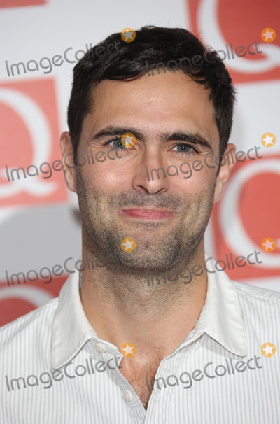 Tim Rice-Oxley Photo - Tim Rice-Oxley of Keane arriving for The Q Awards 2012 held at the Grosvenor Hotel London 22102012 Picture by Henry Harris  Featureflash