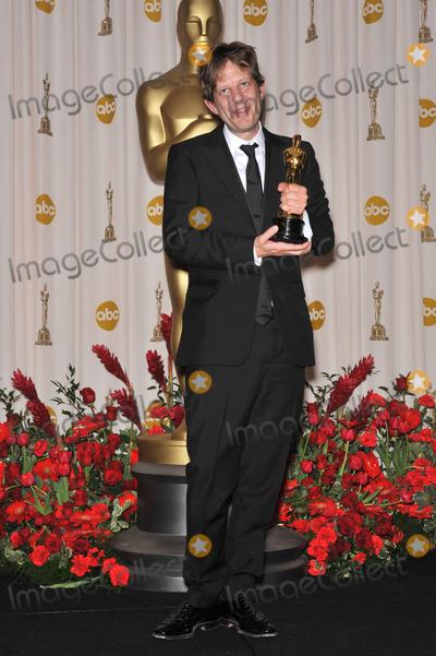 Photo - Academy Awards pressroom