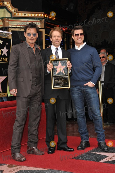 Photo - Jerry Bruckheimer Star Ceremony