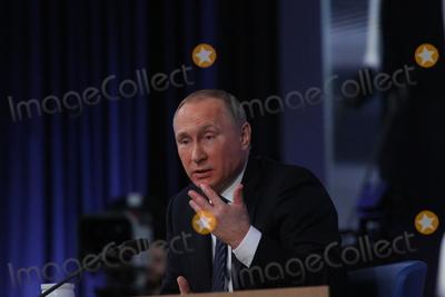 Photo - Vladimir Putin Press Conference 2015