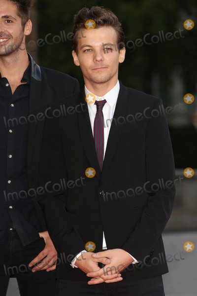 Louis Tomlinson,Cinderella Photos - Louis Tomlinson at the Believe In Magic Cinderella Ball held at the Natural History Museum London August 10 2015  London UKPicture James Smith  Featureflash