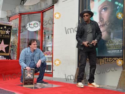 Photo - Quentin Tarantino Star Ceremony
