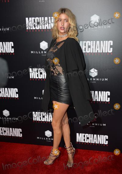 Photo - Mechanic Resurrection Premiere - Los Angeles CA