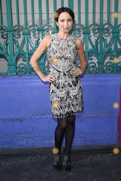 Andrea Corrs Photo - Andrea Corr at the Julien Macdonald show during London Fashion Week SpringSummer 2016  September 19 2015  London UKPicture James Smith  Featureflash