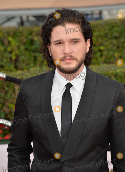 Photo - Actor Kit Harington - Game of Thrones - at the 22nd Annual Screen Actors Guild Awards at the Shrine Auditorium January 30 2016  Los Angeles CAPicture Paul Smith  Featureflash