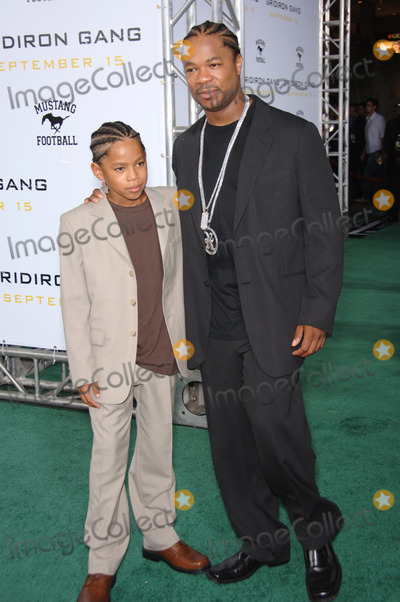 Alvin Joiner Photo - Actor ALVIN JOINER aka XZIBIT  son TREY at the Los Angeles premiere of his new movie Gridiron Gang at the Graumans Chinese Theatre HollywoodSeptember 5 2006  Los Angeles CA 2006 Paul Smith  Featureflash