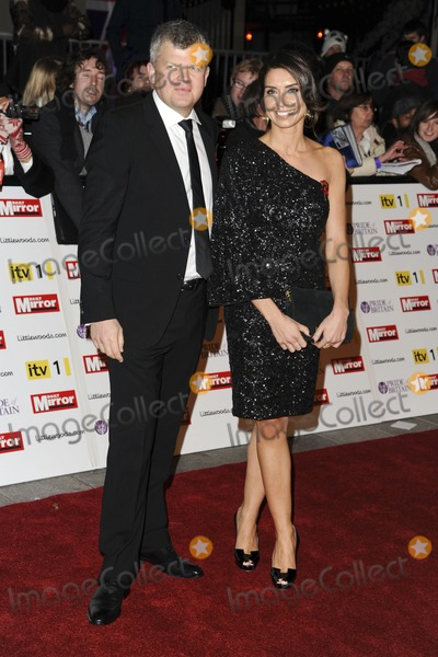Adrian Chiles Photo - Christine Bleakley and Adrian Chiles arriving for the 2010 Pride Of Britain Awards at the Grosvenor House Hotel London 08112010  Picture by Steve Vas  Featureflash