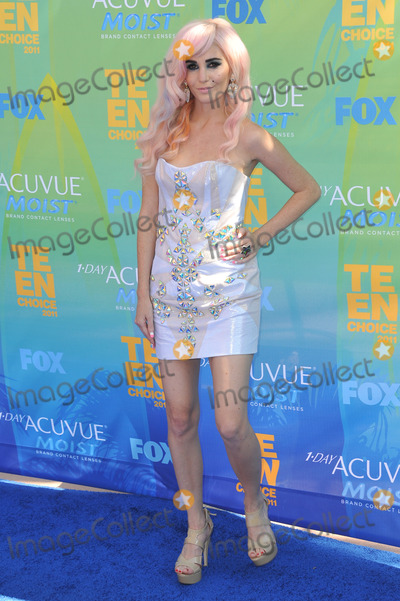 Photo - Teen Choice Awards 2011 Arrivals 2
