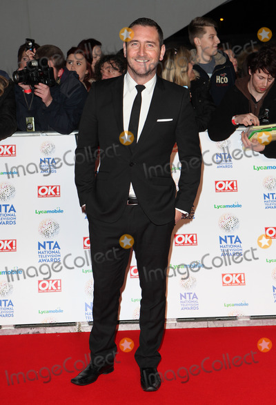 Will Mellor Photo - Will Mellor arriving for the National Television Awards 2014 (NTAs) at the O2 London 22012014 Picture by Alexandra Glen  Featureflash