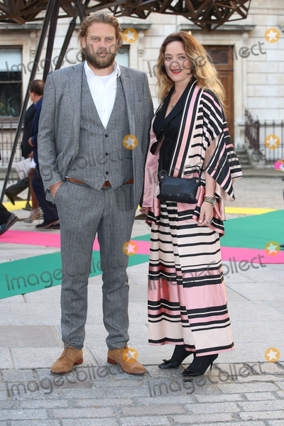 Alice Temperley Photo - Alice Temperley  Greg Williams at the Royal Academy of Arts Summer Exhibition 2015 at the Royal Academy London June 3 2015  London UKPicture James Smith  Featureflash