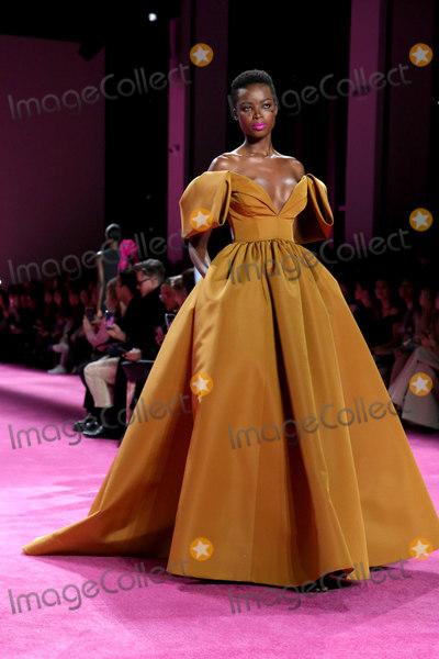 Photos From Christian Siriano F/W 2020 Fashion Show-NYC
