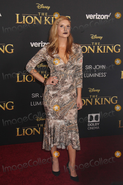 Photo - The Los Angeles Premiere of The Lion King