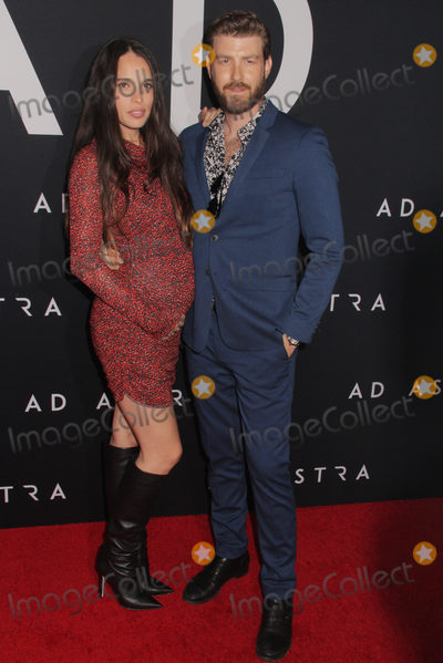 Chelsea Tyler Photo - Chelsea Tyler Jon Foster 09182019 Ad Astra Special Screening held at Cinerama Dome in Los Angeles CA Photo by Izumi Hasegawa  HollywoodNewsWireco