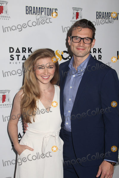 Alex Russell Photo - Diana Hopper Alex Russell 10172018 The Los Angeles premiere of Bramptons Own held at Laemmle Fine Arts in Beverly Hills CA Photo by Hiro Katoh  HollywoodNewsWireco