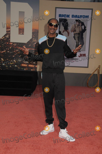 Photo - Snoop Dogg 07222019 The Los Angeles Premiere of Once Upon A Time In Hollywood held at the TCL Chinese Theatre in Los Angeles CA Photo by Izumi Hasegawa  HollywoodNewsWireco