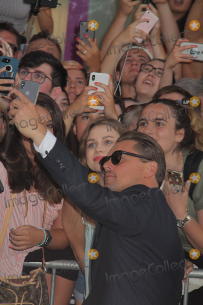 Photo - Leonardo DiCaprio 07222019 The Los Angeles Premiere of Once Upon A Time In Hollywood held at the TCL Chinese Theatre in Los Angeles CA Photo by Izumi Hasegawa  HollywoodNewsWireco