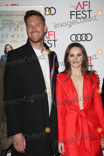 Photo - AFI Fest 2018 Opening Night World Premiere Gala Screening of  On the Basis of Sex