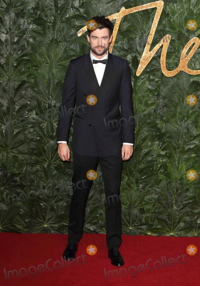 Photo - London UK Jack Whitehall at the The Fashion Awards 2018 at the Royal Albert Hall Kensington London on December 10th 2018Ref LMK73-J4027-111218Keith MayhewLandmark Media WWWLMKMEDIACOM