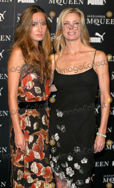 Photos And Pictures London Ruby Stewart And Kelly Emberg At The