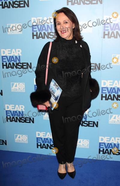 Arlene Phillip Photo - London UK Arlene Phillips at Dear Evan Hansen opening night at the Noel Coward Theatre St Martins Lane London on November 19th 2019 Ref LMK73-J5830-201119Keith MayhewLandmark MediaWWWLMKMEDIACOM