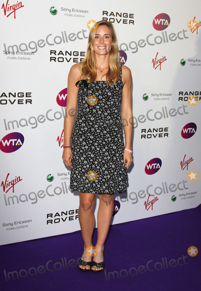 Alize Photo - London UK Alize Cornet at the  Pre-Wimbledon Tennis Tournament Party   Kensington Roof Gardens 16th June 2011 Keith MayhewLandmark Media