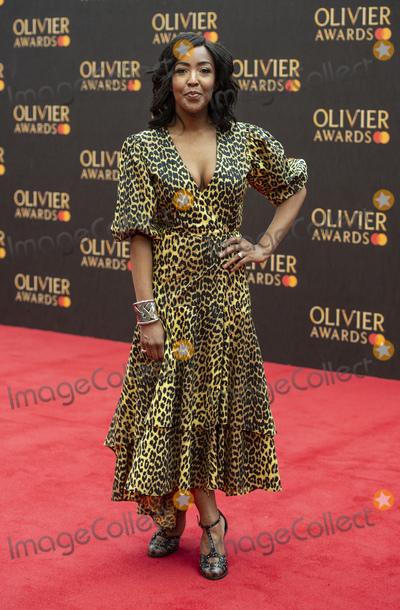 Angellica Bell Photo - London UK Angellica Bell  at The Olivier Awards 2019 with Mastercard at Royal Albert Hall on April 7 2019 in London England 7th April 2019Ref LMK386-J4701-080419Gary MitchellLandmark MediaWWWLMKMEDIACOM