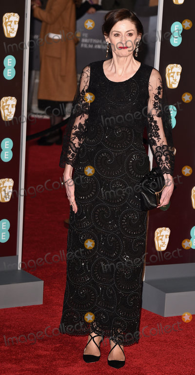 Amanda Berry Photo - London UK Amanda Berry at The EE British Academy Film Awards held at The Royal Albert Hall on Sunday 18 February 2018 Ref LMK392 -J1596-190218Vivienne VincentLandmark Media WWWLMKMEDIACOM
