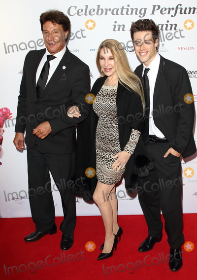 Adan Allende Photo - London UK Fernando Allende Mari Allende and Adan Allende at Fifis - Fragrance Foundation Awards 2019 at The Brewery Chiswell Street London on May 16th 2019Ref LMK73-J4890-170519Keith MayhewLandmark MediaWWWLMKMEDIACOM