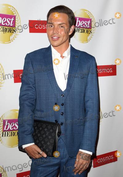 Photo - London UK Bobby Cole Norris at The Best Heroes Awards 2019 at The Bloomsbury Hotel London on October 15th 2019Ref LMK73-J5617-161019Keith MayhewLandmark MediaWWWLMKMEDIACOM
