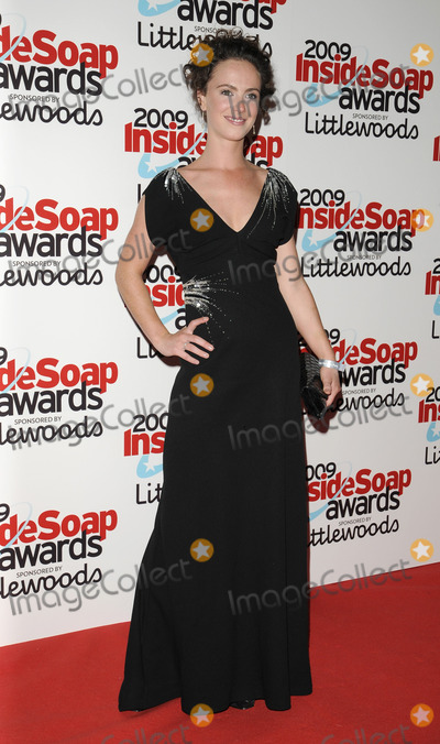 Amy Manson Photo - London UK Amy Manson at the Inside Soap Awards held at Sketch28 September 2009Can NguyenLandmark Media