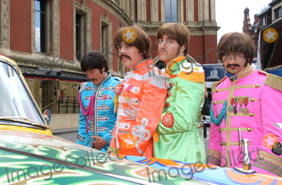 Photos And Pictures London Uk 010617 The Bootleg Beatles With A
