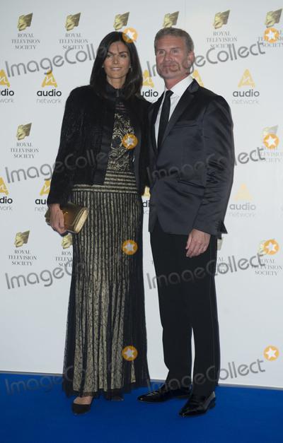 David Coulthard Photo - London UK Karen Minier and David Coulthard at the Royal Television Society Awards  at Grosvenor House Hotel Park Lane  London Britain on March 22nd 2016Ref LMK386-60107-230316Gary MitchellLandmark Media WWWLMKMEDIACOM