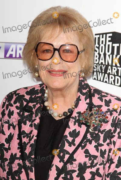Antonia Fraser Photo - London UK  Dame Antonia Fraser  at the  South Bank Sky Arts Awards Press room  at the Dorchester Hotel Park Lane on 27th January  2014  RefLMK73-46488-280114 Keith MayhewLandmark Media WWWLMKMEDIACOM