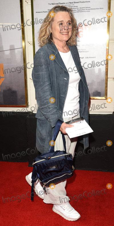 Photo - London UK Sinead Cusack at The Lehman Trilogy Press Night held at Piccadilly Theatre Denman Street London on Wednesday 22 may 2019  May 2019  Ref LMK392-J4931-230519Vivienne VincentLandmark Media WWWLMKMEDIACOM